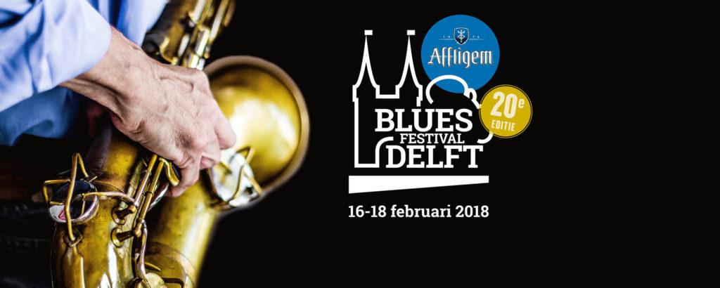Ramblin Dog - Delft Blues 2018