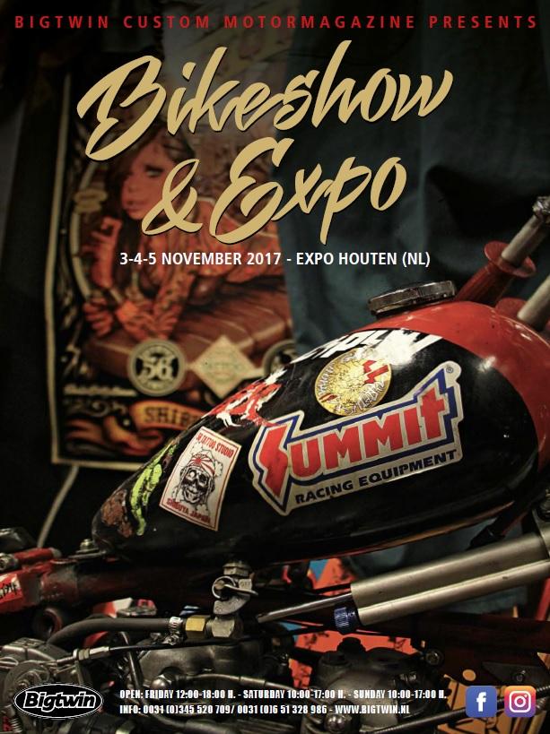 Ramblin' Dog, acoustic bluesband - BigTwin Bike Show 2017