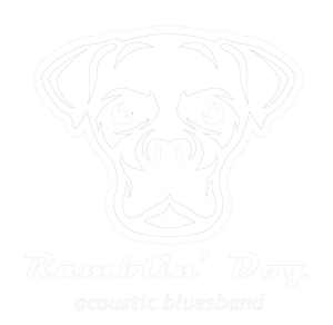 Ramblin' Dog - logo transparant