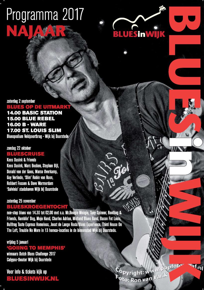 Ramblin' Dog, acoustic bluesband - Blues In Wijk - Blues Kroegentocht